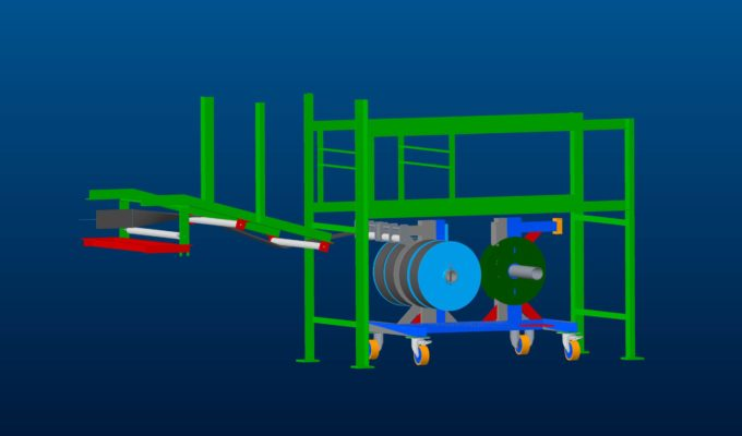 Projekt positionssystem1